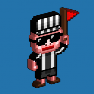 PixelVolley Icon